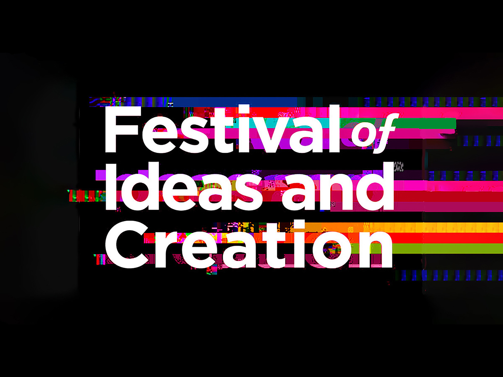 Festival of Ideas and Creation